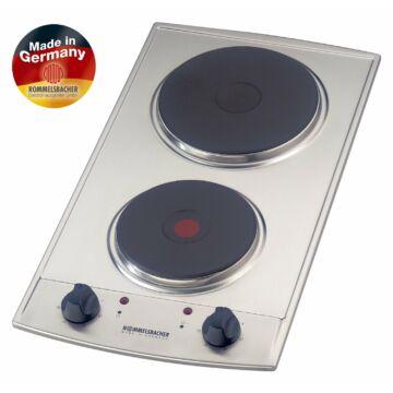 Rommelsbacher EBS3074/E Plită de gătit incorporabilă Domino, oțel