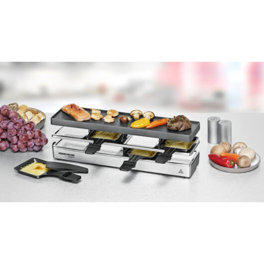 """Rommelsbacher RC800 Raclette """"Fun for 4"""""""
