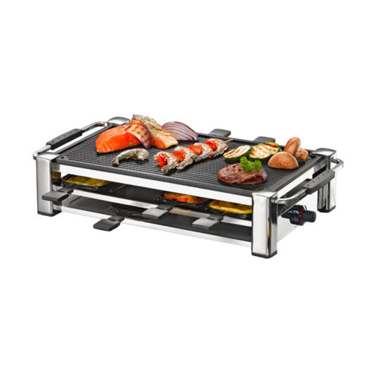 Rommelsbacher RCC1500 Raclette 'Fashion'